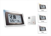Weather Clock Radio Product Image