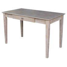Desk in Taupe Gray