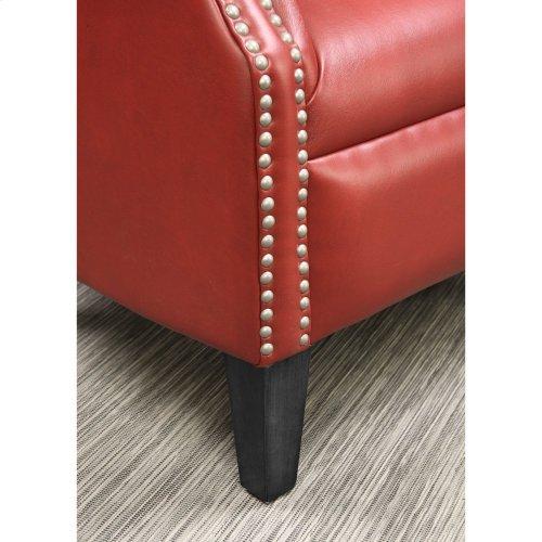 Emerald Home Oscar Accent Chair-red U3218-05-02