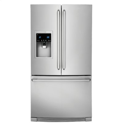 Counter-Depth French Door Refrigerator with IQ-Touch Controls Product Image