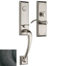Distressed Oil-Rubbed Bronze Cody 3/4 Escutcheon Trim
