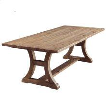 Aspen Rectangular Dining Table in Vintage Pine