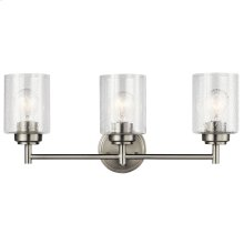 Winslow Collection Winslow 3 Light Bath Light NI