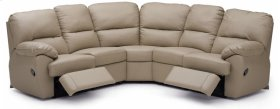 Harley Reclining Sectional