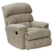 Power Wall Hugger Recliner - Linen