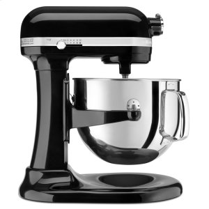 KitchenaidRefurbished 7 Qt Bowl Lift Stand Mixer - Onyx Black