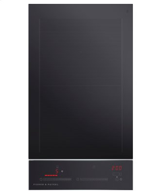 "Induction Cooktop, 12"", 2 Zones with SmartZone"