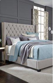 Upholstered Light Bed, 5/0