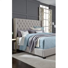 Upholstered Light Bed, 5/0