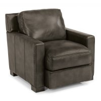 Blake Leather Chair Product Image