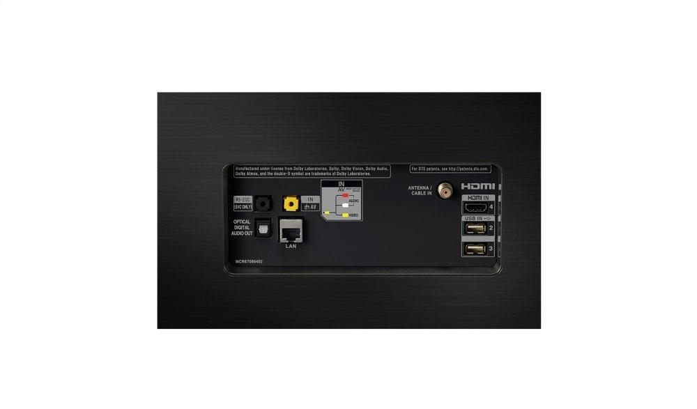 OLED65E8PUA LG Electronics E8PUA 4K HDR OLED Glass TV w/ AI