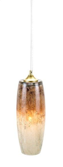 Hensen Glass Pendant Light