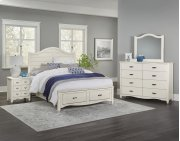 Shiplap Bed with available storage Product Image