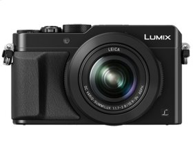 LUMIX LX100 Integrated Leica DC Lens Camera with Advanced Controls