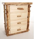 Light 4 Drawer Chest Product Image
