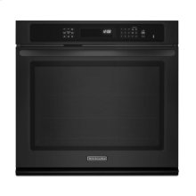 27-Inch Convection Single Wall Oven, Architect® Series II - Black