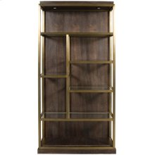 Luminary Bookcase Right Facing W589BR