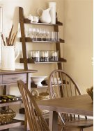 Leaning Bookcase Product Image
