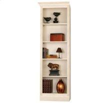 Oxford Left Return Bookcase