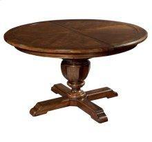 Vintage European Round Dining Table