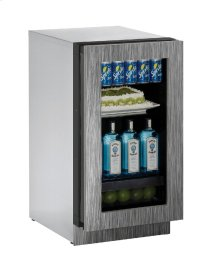 "Modular 3000 Series 18"" Glass Door Refrigerator With Integrated Frame Finish and Field Reversible Door Swing (115 Volts / 60 Hz)"