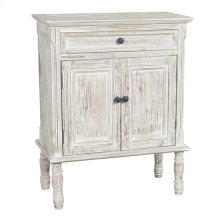 24X12X29.5 NIGHTSTAND,2 DOOR 1 DRAWER MDF W/VENEER,1PC/5.02'