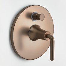 Taos Pressure-balance Valve with Diverter Trim - Bronze