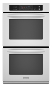 "Double Oven 30"" Width 4.3 cu. ft. Capacity (Each Oven) Thermal Ovens with Two-Element Balanced Baking and Roasting Architect® Series II"