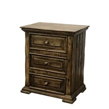 Terra Latte Nightstand