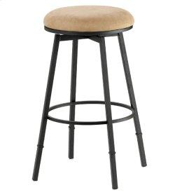 Sanders Backless Swivel Counter/barstool Bear Product Image