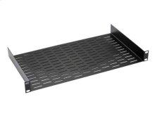 1U Utility Shelf; Fits all Component Series AV racks
