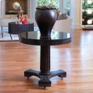 Classic Center Table-Black Cerused Oak Product Image