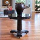 Classic Center Table-Black Cerused Oak Product Image