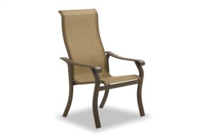 Supreme Stacking Arm Chair