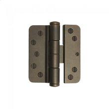 "Adjustable Hinge - 3 3/4"" Silicon Bronze Brushed"