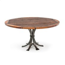 "Red River 60"" Dining Table"