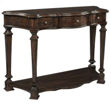 Olde English Console Table