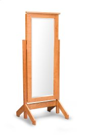 Shaker Jewelry Cheval Mirror Product Image