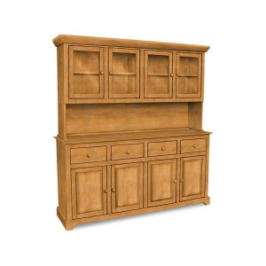 JOHN THOMAS FURNITURE4 Door Hutch (shown w/B-4 which is sold separately)