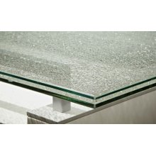 """Crackled 84"""" x 44"""" Large Dining Table Top"""