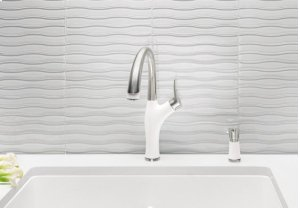 Blanco Artona With Pull-down Spray 1.5 - Biscuit