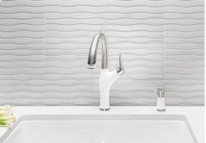 Blanco Artona With Pull-down Spray - White