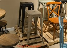 30 Inch Barstool - Red