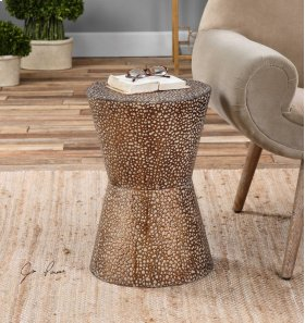Cutler, Accent Table