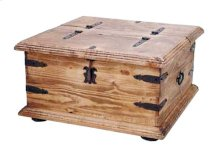 """34"""" Square 2 Sided Trunk"""