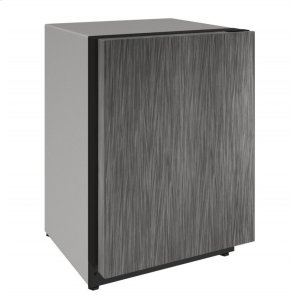 """U-Line 2000 Series 24"""" Wine Captain(r) Model With Integrated Solid Finish And Field Reversible Door Swing (115 Volts / 60 Hz)"""