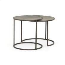 Galvanized Finish Catalina Nesting Tables