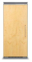 "36"" Custom Panel All Freezer, Left Hinge/Right Handle Product Image"