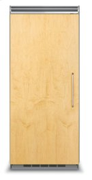 "36"" Custom Panel All Freezer, Left Hinge/Right Handle Product Image"