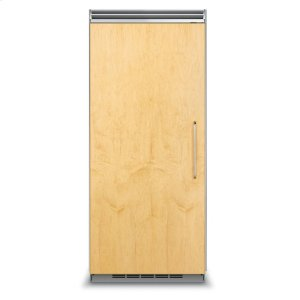 "Viking36"" Custom Panel All Freezer, Left Hinge/Right Handle"